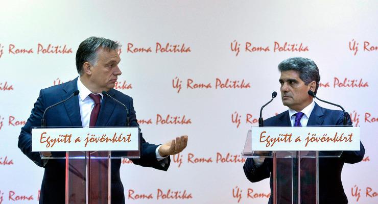 Orbán: a közmunka volt a legnagyobb jótétemény a romáknak