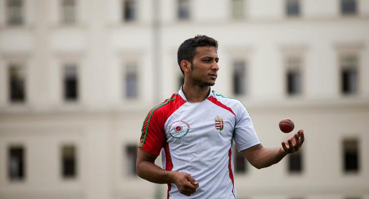 Menekült fiatalok pörgetik fel a magyar krikettet
