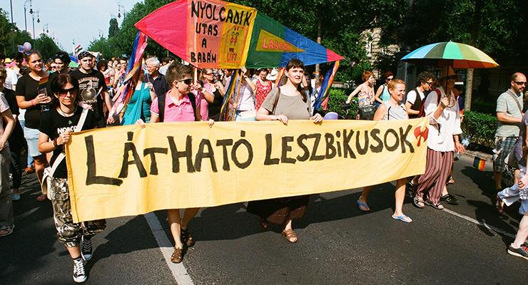 Húsz esztendőnk hatalom – szombaton indul a Budapest Pride Fesztivál