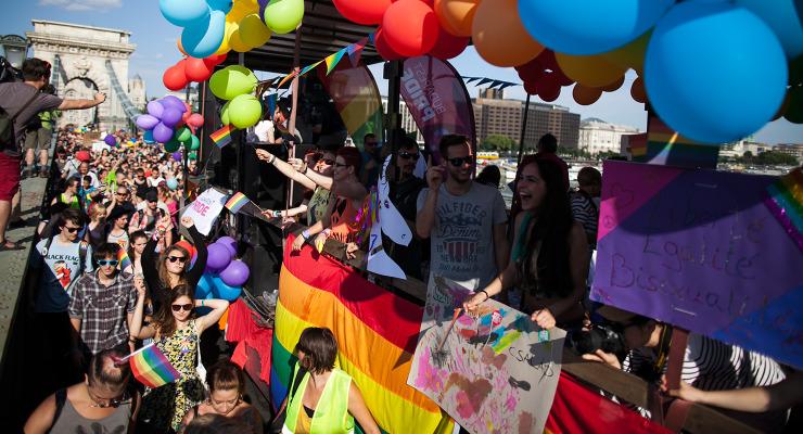 Fesztiválhangulat és béke: véget ért a huszadik Pride