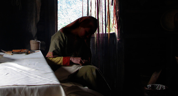 A varrószoba magánya fosztott meg az anyaságtól