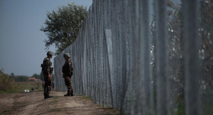 Mire elég a honvédség a határon?