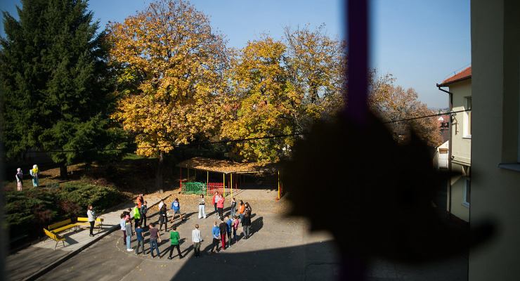 Nem bánnák a magyar diákok, ha lenne fogyatékos osztálytársuk