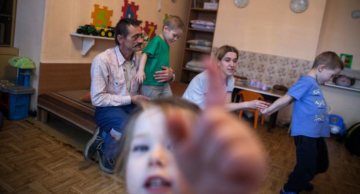 Kilenc hónapig küzdött elszakított gyermekeiért a csepeli család