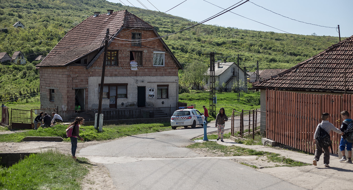 Repkednek a bírságok a romákra Gyöngyöspatán