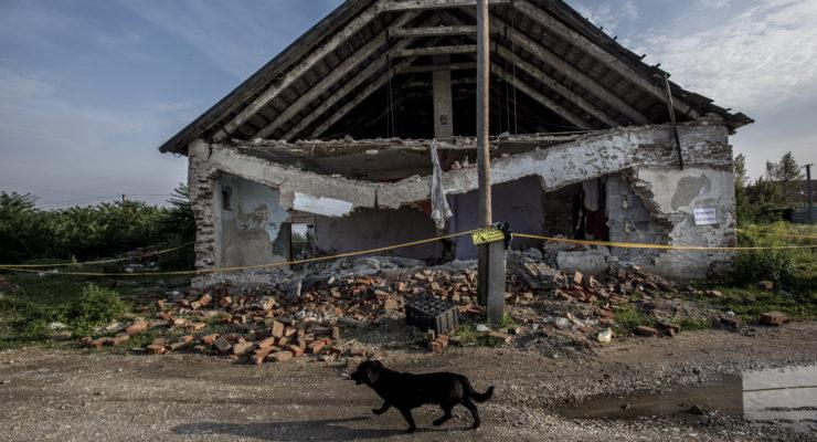 Így kell kitenni egy városból a romákat