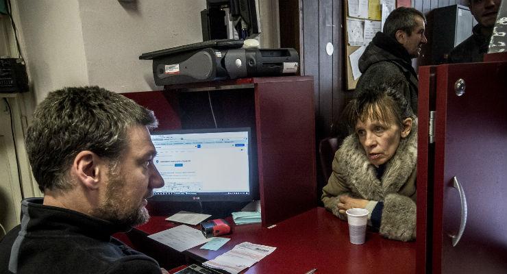 Olyan nincs, hogy valaki így szeressen egy hajléktalant