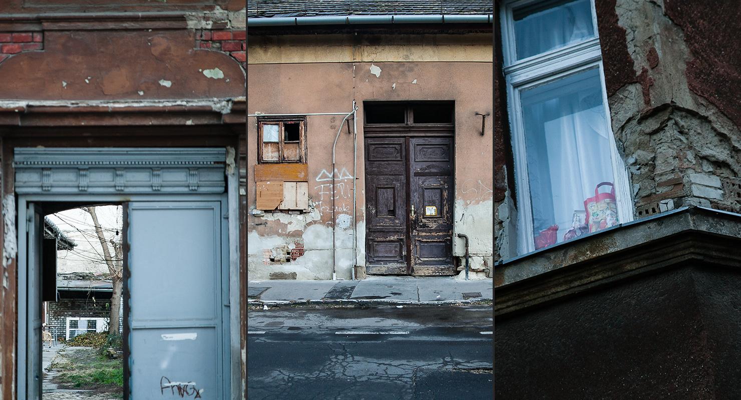 8. kerület eladó önkormányzati lakások épületei