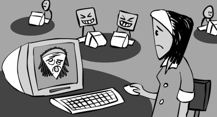 Nem érdekli az iskolákat az internetes zaklatás
