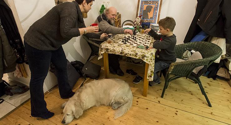 Jóra fordult a lecsúszott sakkmester élete