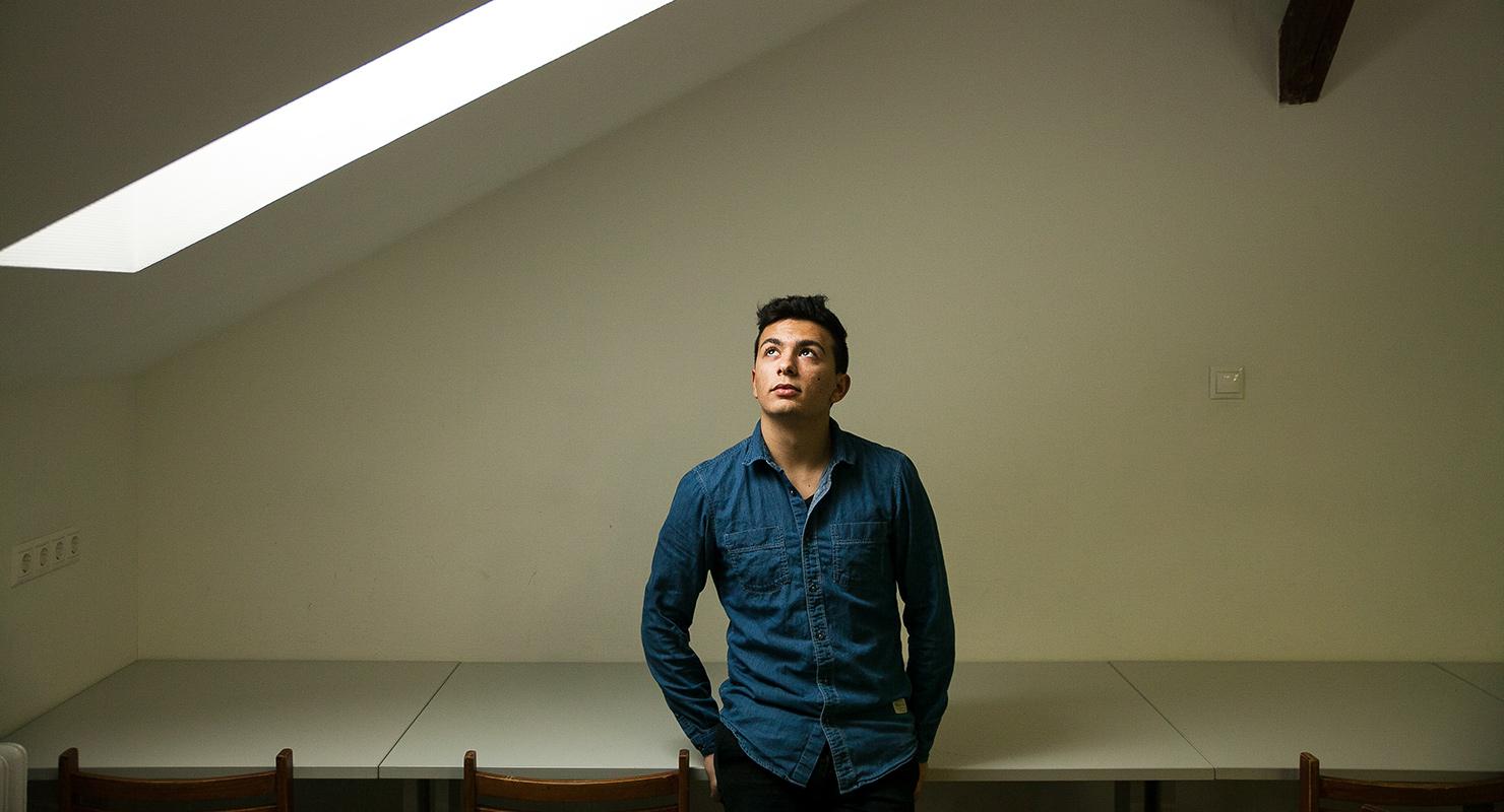 Hencidáról indult, Párizsba készül az egyetlen roma pannonhalmi bencés diák
