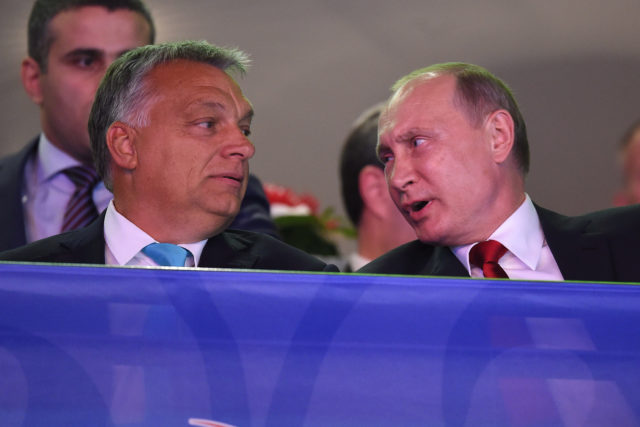Putyin már olyan gyakran jár Magyarországra,mint az ázsiai diktatúrákba