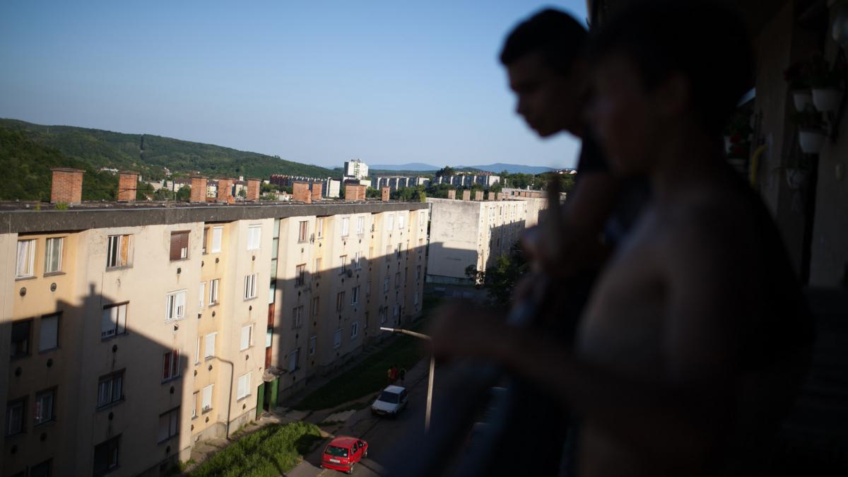 A roma középosztály kiviszi a szegényebb rokonait - vázlat