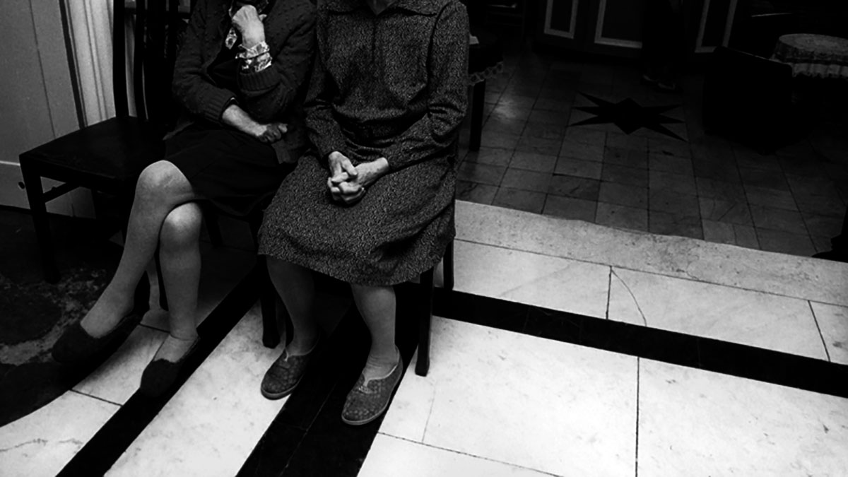 Demens nénik között halnak meg a hospice ellátásból kiszoruló rákbetegek