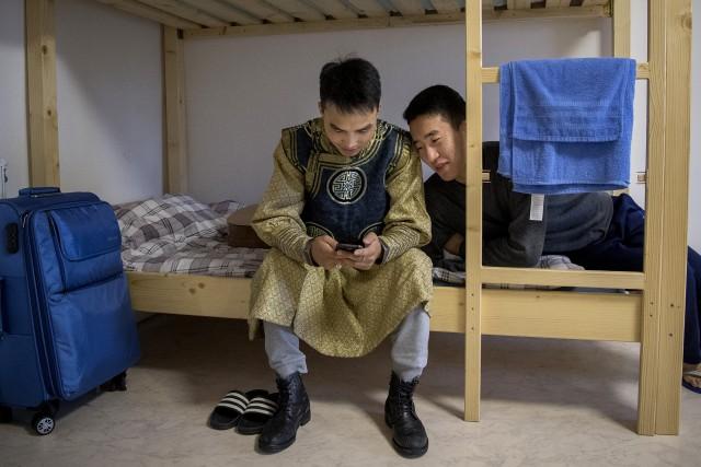 Mint a gép, úgy dolgoznak a móri mongolok