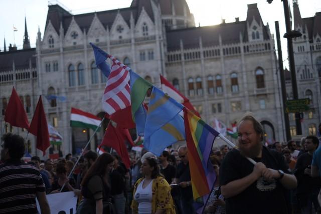 Indul a második tüntetés a demokráciáért