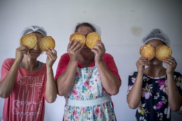 A Bagolykalács adott esélyt a bányatelepi nőknek 1