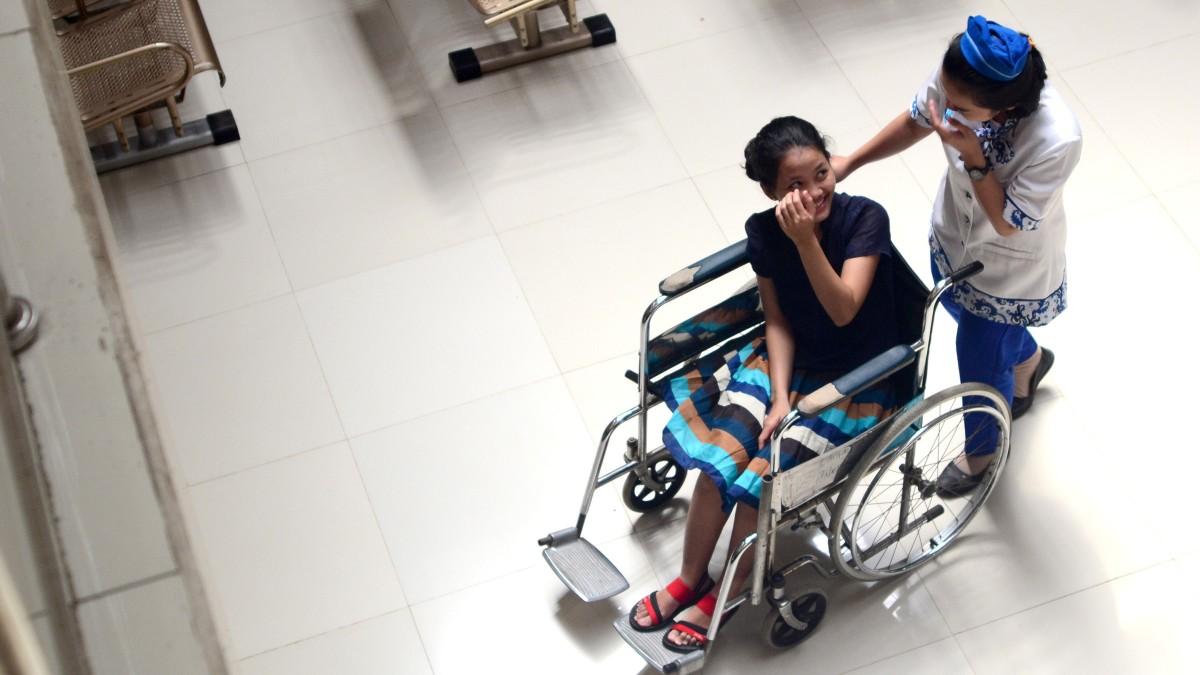 Nahát, ez egy kórház, és mosolyognak rám! (jóváhagyásra vár) 1