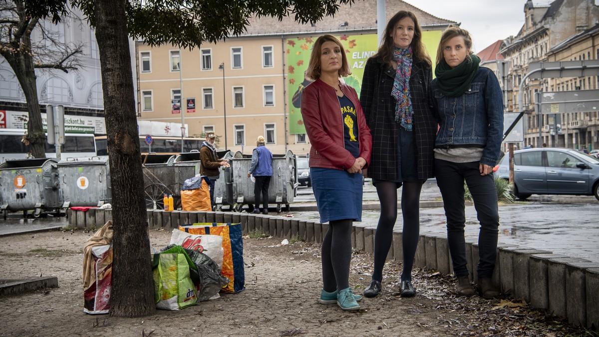 Embertelen lett a hajléktalanok elleni eljárás (jóváhagyásra vár)