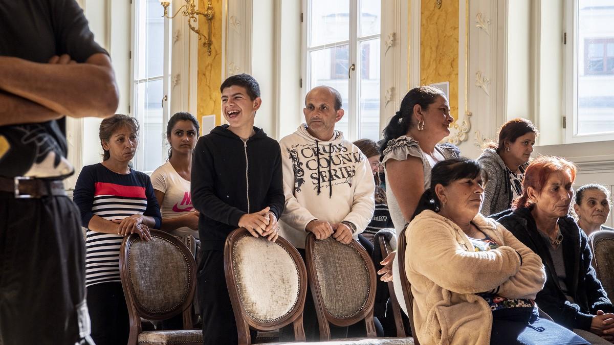 Pert nyertek a Gyöngyöspatán szegregáltan oktatott romák