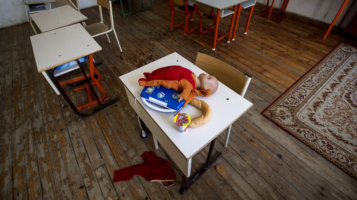 Végleg elkaszálta a bíróság a roma gyerekek szegregációját