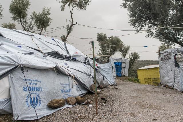 Céltalan várakozás nyomorítja a menekültek lelkét a görög szigeteken 1