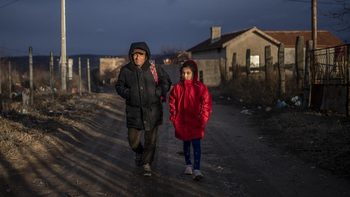 Az Európai Unió legszegényebb szeglete, a romák mégis felfelé tartanak