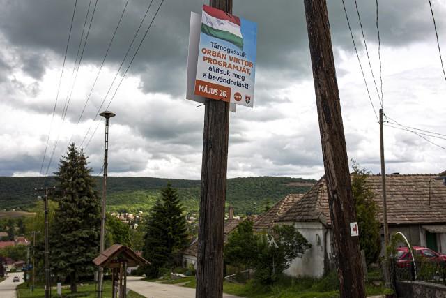 A tejes autó ment el itt a ház előtt? Ja, nem, csak a Fidesz mozgósít!