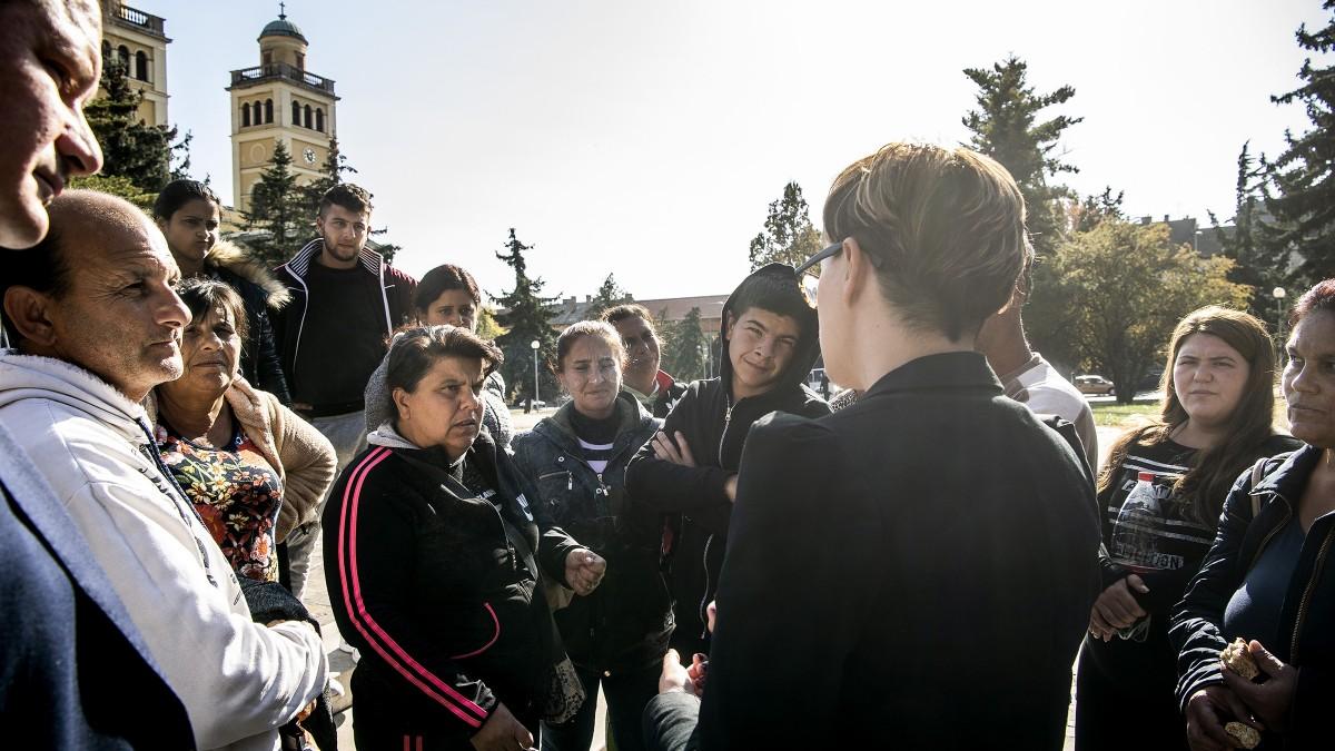X milliós kártérítésért kaptak a szegregált gyöngyöspatai roma tanulók 1